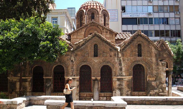 Church of Panaghia Kapnikarea. www.secretearth.com/destinations/18-athens