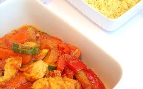 Marokkaanse stoofpot - Uit Paulines Keuken