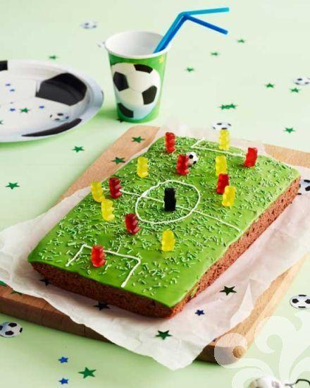 Fotbollstårta | baka.se
