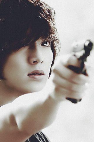 Lee Min Ho... City Hunter