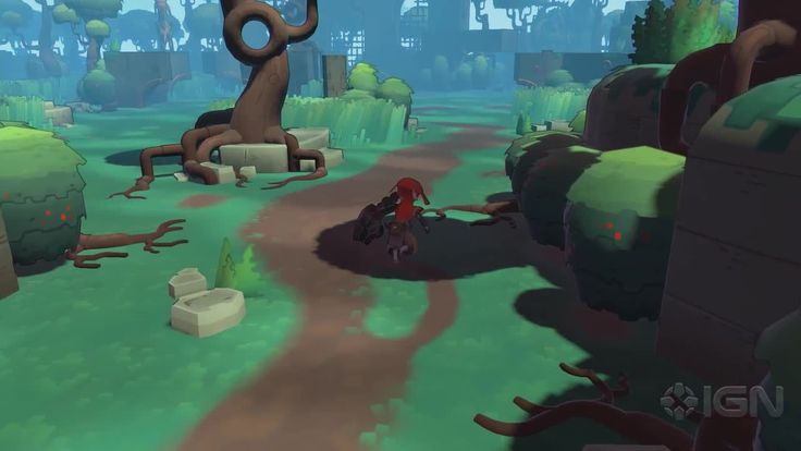 11 Minutes of Hob's Gorgeous Forest - PAX West 2016 We explore an early area in Runic's beautiful action-adventure game headed to PS4 and PC. September 03 2016 at 12:28AM  https://www.youtube.com/user/ScottDogGaming