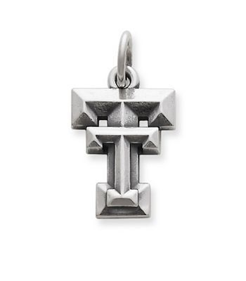I would love to have one on a silver chain. :] Texas Tech Charm: James Avery