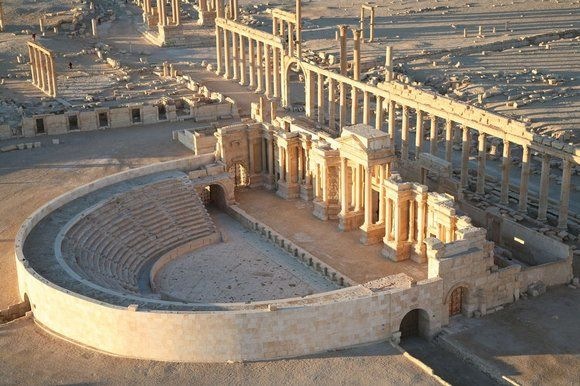 Mutilate the past and you cripple the future - If Isis destroys Palmyra, ancient symbol of a rich and pluralist Syria, it will be a disaster, writes the historian Tom Holland