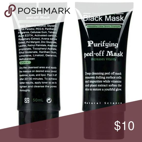 25+ Best Ideas About Charcoal Peel Off Mask On Pinterest