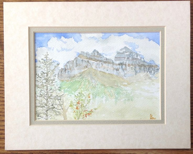 Home Decor,Wall Art, Watercolor, Watercolor Painting, Art For Sale, Wall Decor,Watercolor Landscape, Watercolor Wall Art, Art Painting by FreeFlowingPaint on Etsy