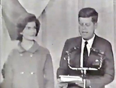 The drama behind President Kennedy's 1960 election win