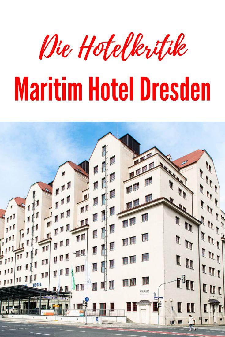 Die Hotelkritik: Maritim Hotel Dresden, 4-Sterne Hotel in zentraler Innenstadtlage direkt am Elbufer.