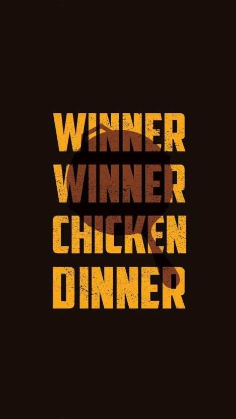 PUBG Chicken Dinner iPhone Wallpaper PUBG Chicken Dinner iPhone Wallpaper