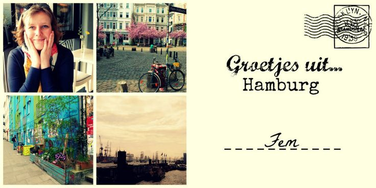 Greetings from Hamburg, or the things you shouldn'd miss in this city.