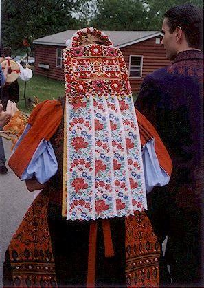 Hungarian head-dress
