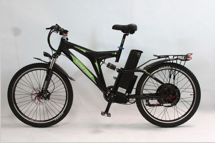 Super X8 E bike! 48V 1500W Electric Bike with 23.2Ah Li ion Bottom Discharge Battery, Front and Rear Suspension, Super Powerful-in Electric Bicycle from Sports & Entertainment on Aliexpress.com | Alibaba Group