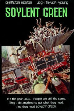 Soylent Green, 1973 Charleton Heston was amazing!