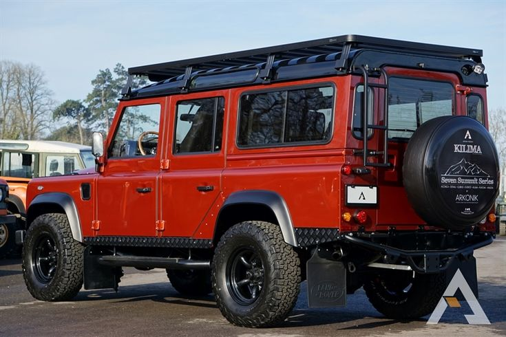 Land Rover Defender 90 And 110 For Sale And Build To Order To Usa Canada Cars Pinterest