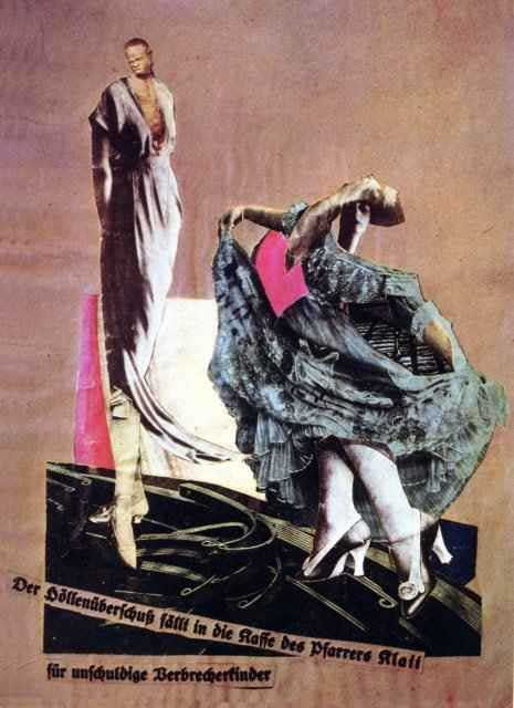 Hannah Hoch and the Dada Montage
