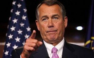 """El presidente de la Cámara de Representantes, el republicano John Boehner, ha apelado a la unidad de la bancada republicana y a """"mantenerse firmes"""" en esta """"batalla épica"""" en la que se ha convertido el cierre del Gobierno de Estados Unidos y que podría concluir, en menos de dos semanas, en la quiebra.  En […]"""