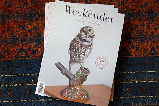 the weekender: Weekend Mi German, Magazines Projects, Weekend Journals, Weekend Covers, Weekend Minimal