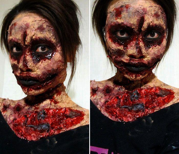 53 best Best Halloween Make up images on Pinterest   Halloween ...