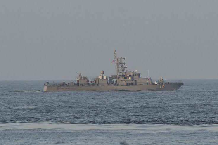 "US Navy ship fires warning shots at Iranian vessel Sitemize ""US Navy ship fires warning shots at Iranian vessel"" konusu eklenmiştir. Detaylar için ziyaret ediniz. http://www.xjs.us/us-navy-ship-fires-warning-shots-at-iranian-vessel.html"