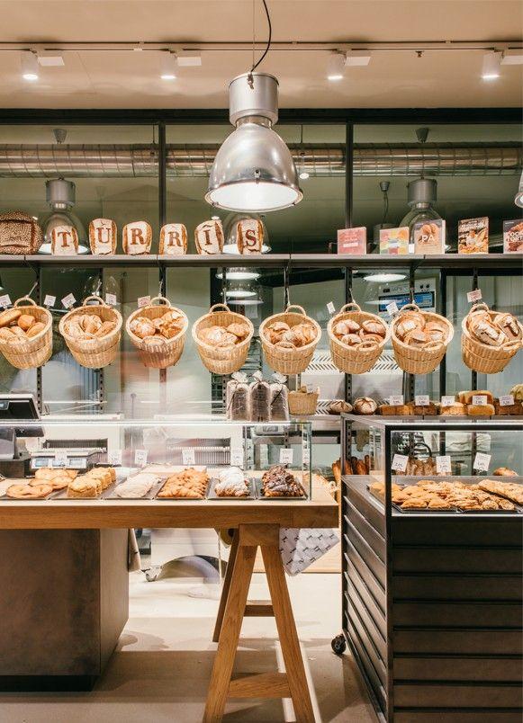 Turris Barcelona. Bakery. Tarruella Trenchs Studio.