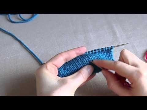 How to work Duplicate Stitch | Jessica Joy