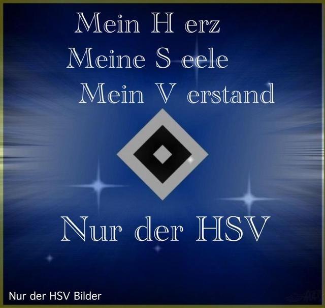 """jou, meen jong, denn man tau"" ... nur der HSV !!"