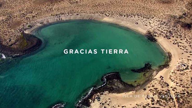 GRACIAS TIERRA. Islas Canarias. 2016