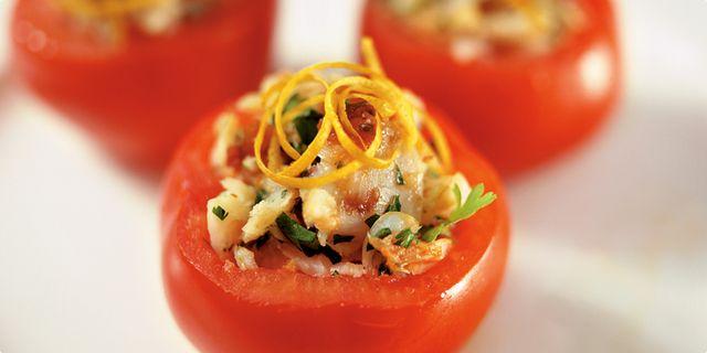 Plněná rajčata alla Podravka. Recepty — Podravka | S Podravkou chutná lépe