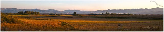 Panorama du Nord Laos
