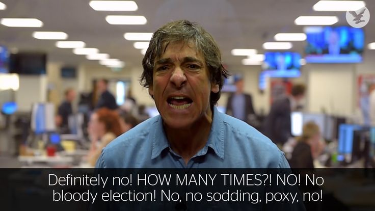 Mark Steel on: The snap general election