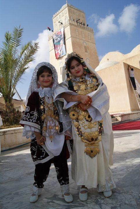 Libyan girls.