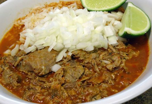 Authentic mexican food birria recipe authentic mexican for Authentic mexican cuisine