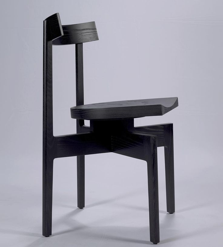 Stoolback dining chair in black214 best Contemporary Chairs  Modern Dining Chairs  Armchairs  . Contempory Chairs. Home Design Ideas