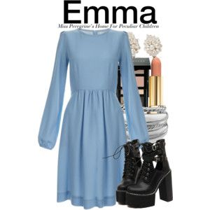 Emma - Miss Peregrine's Home For Peculiar Children