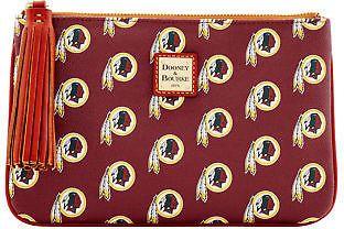 Dooney & Bourke NFL Redskins Carrington Pouch