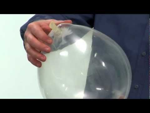 HI FLOAT Special Effects Spider Web Balloons - YouTube