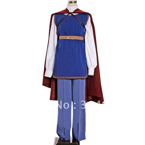 Snow White and the Seven Dwarfs Prince Cosplay Costume-in Costumes & Accessories from Apparel & Accessories on Aliexpress.com