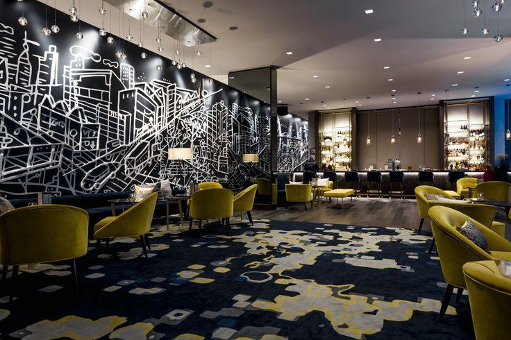 Thompson Toronto Hotel Lobby Bar – Design Is … Award People's Choice