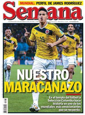 En el partido más importante de su historia #Colombia sueña con eliminar a #Brasil, Deportes - Semana.com #Colombia   #Brasil #MundialBrasil2014 #Brasil2014