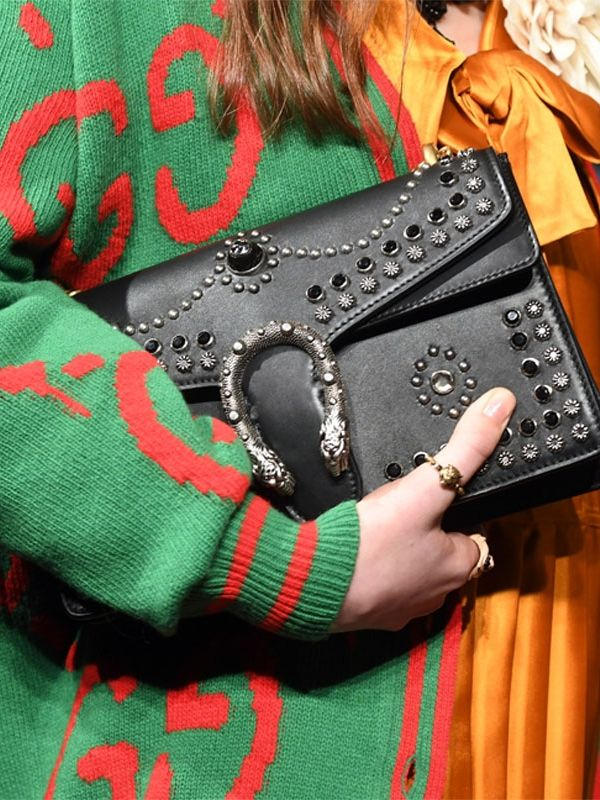 The Best Geek Chic Looks From Gucci S 2017 Cruise Show On Off Runway Pinterest Bags And Handbags