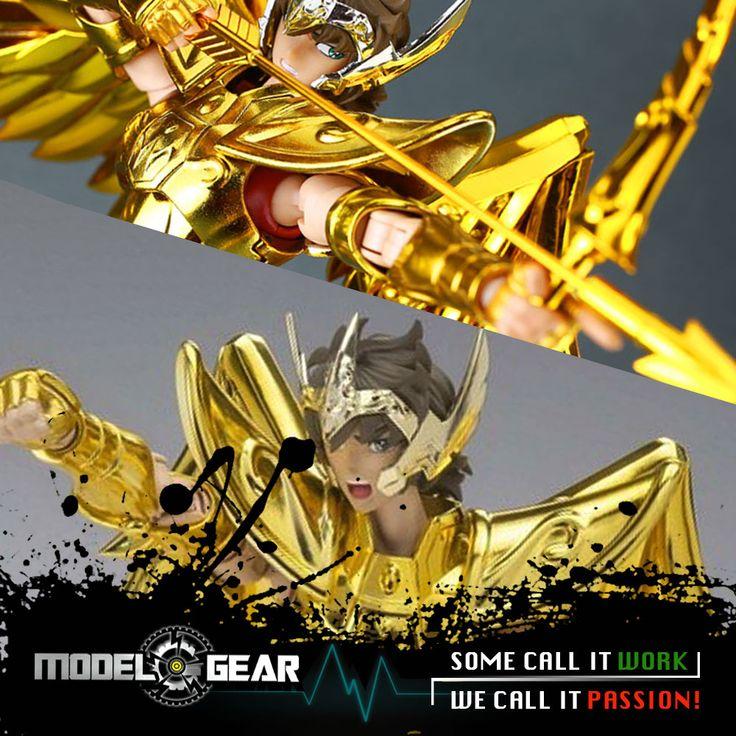 S-Temple MC Metal Club Model Saint Seiya TV OCE ST Sagittarius Aiolos Myth Cloth Gold Ex Metal Armor Action Figure toy