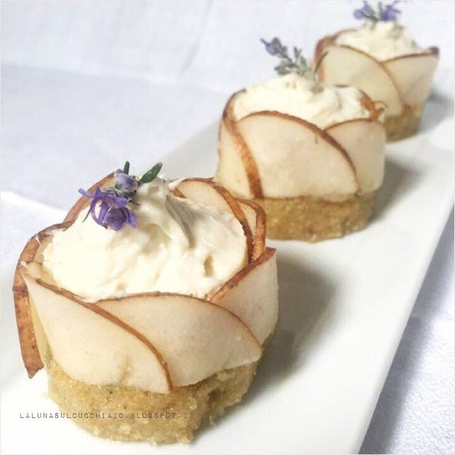 Cheesecake al Gorgonzola dolce DOP | La luna sul cucchiaio
