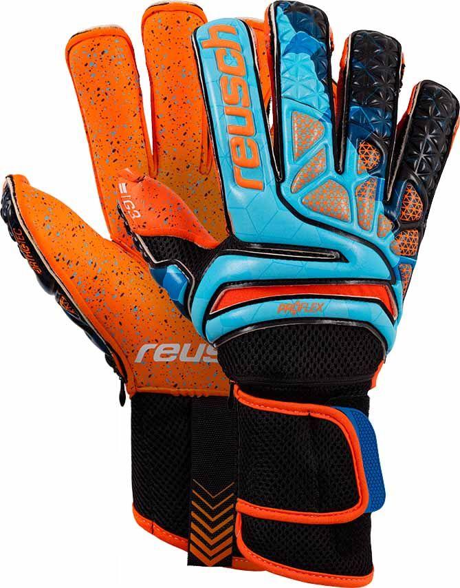 4de3694995c Reusch Prisma Pro G3 Fusion Evolution Ortho Tec gloves. Buy yours from  SoccerPro