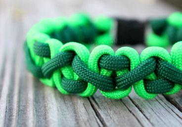 Knots Patterns Paracord More New Bracelets Top Knotch