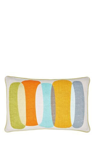 Buy Overlapping Pebble Cushion online today at Next: United States of America