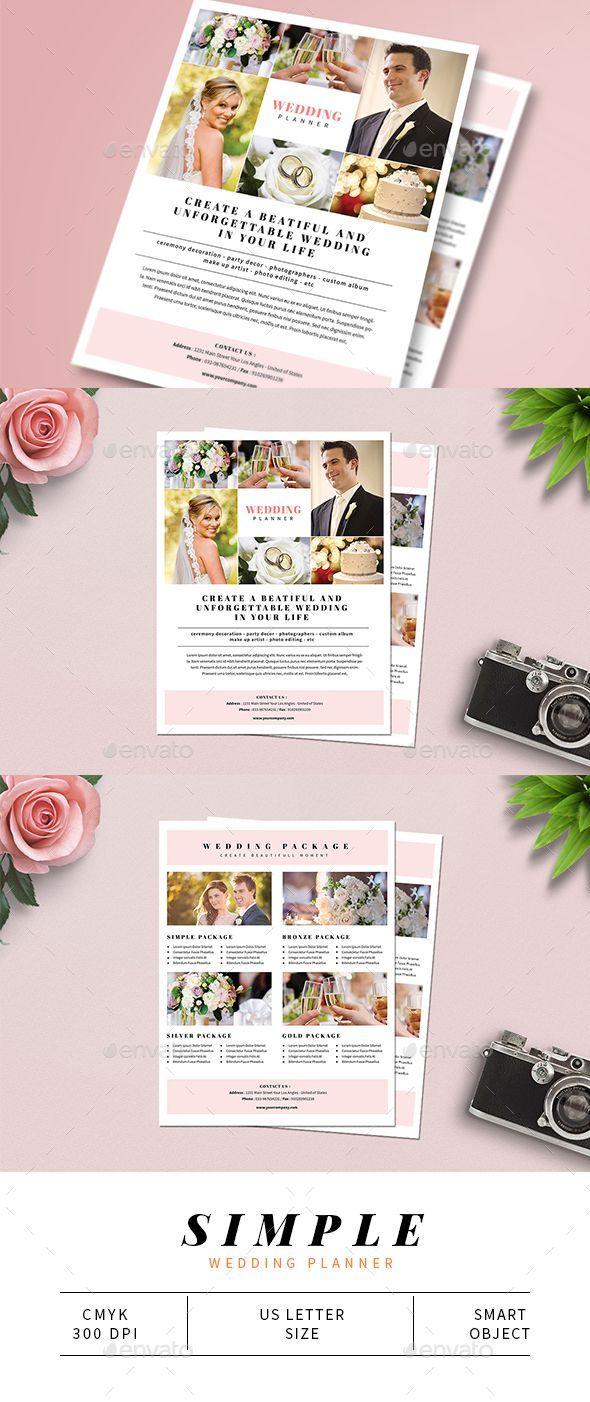 pin oleh isfan dino di g pinterest wedding planner flyer