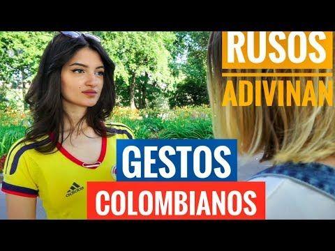 RUSOS adivinan GESTOS COLOMBIANOS 💛💙❤️ - VER VÍDEO -> http://quehubocolombia.com/rusos-adivinan-gestos-colombianos-%f0%9f%92%9b%f0%9f%92%99%e2%9d%a4%ef%b8%8f    FELIZ DÍA DE LA INDEPENDENCIA Esta vez salí a la calle para compartir con los rusos mi amor por la cultura colombiana y enseñarles unos gestos típicos 🙂 DISFRUTEN! FACEBOOK: INSTAGRAM: TWITTER:  Commercial & collaboration: localinguo@gmail.com Créditos de vídeo a Popular on YouTube...