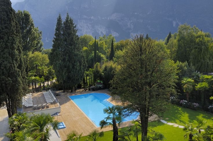 Splash, play, swim in one of two sparkling pools at Du Lac et Du Parc Grand Resort