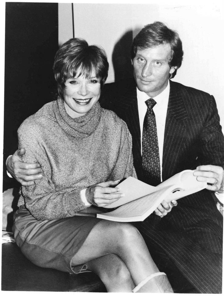 #TBT  Look what we found in our archives! A photo of movie star Shirley MacLaine from one of her stays with us back in the days. Shirley MacLaine was rewarded with an Oscar in the 1980's. Does anyone know for what movie?
