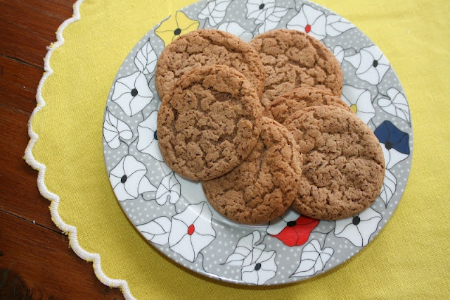 Rosa's Room: Milo Cookies - I'd add a handful coloured choc chips for...