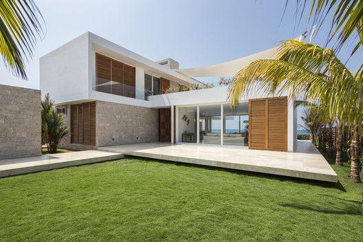 Residência Puerto Cayo,© Sebastián Crespo